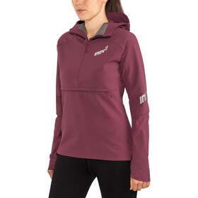 inov-8 Softshell Løbejakke Damer, purple